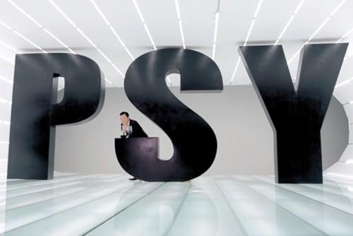 рэпер PSY (Парк Джэ Санг / Park Jae Sang) - вилео Gangnan Style из альбома Six Rules