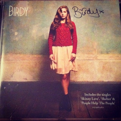 Birdy (Жасмин ван ден Богард / Jasmine van den Bogaerde). Фото 8.