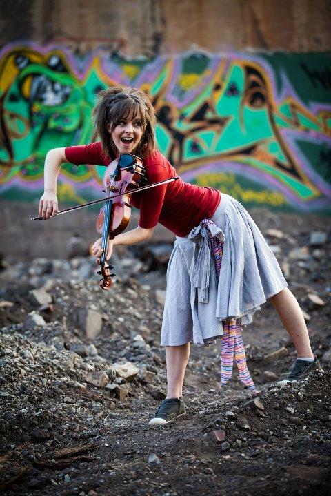 Фото 1. Lindsey Stirling / Линдси Стирлинг