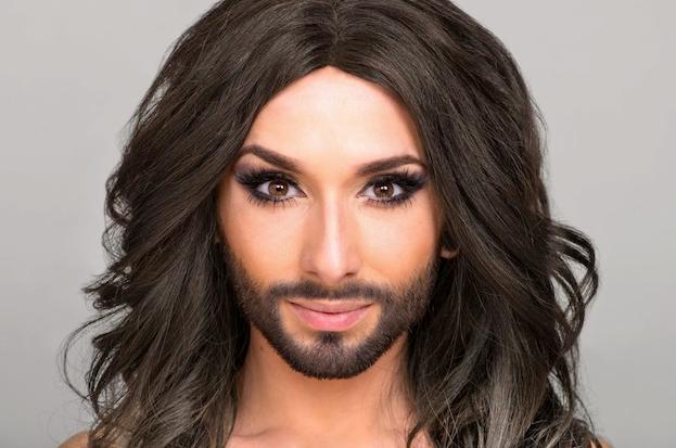Кто победил на Евровидении 2014? Австрия - Conchita Wurst / Кончита Вурст.